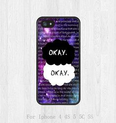 The Fault in Our Stars iphone 5 case iphone 5 by Personalized8