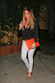 Khloe Kardashian Fashion Images Khloe Kardashian Style