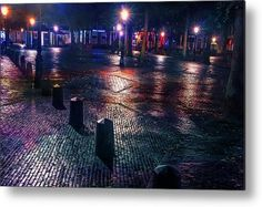 Night Lights of Utrecht Netherlands Metal Print by Jenny Rainbow. All metal prints are professionally printed, packaged, and shipped within 3 - 4 business days and delivered ready-to-hang on your wall. Choose from multiple sizes and mounting options. Art Prints For Home, Home Art, Fine Art Prints, Framed Prints, Poster Prints, Utrecht, Night Lights, Art Techniques, Fine Art Photography