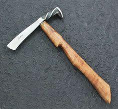 Stylish Knife Designs by Logan Pearce