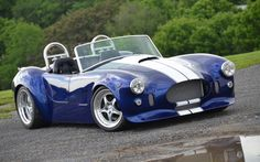 Ford Shelby AC Roadster