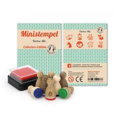 Mini tampons Renard