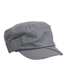 Take a look at this Gray Soft Cadet Cap by Magid on  zulily today! 9dd02765350d