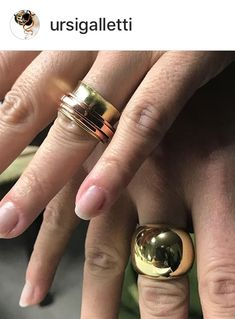 Modern Jewelry, Diy Jewelry, Silver Jewelry, Jewelry Accessories, Jewelry Design, Jewellery, Wide Wedding Bands, Arrow Jewelry, Nail Ring