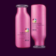 Pureology unisex Smooth Perfection Shampoo 8.5 oz