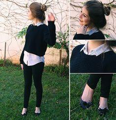 1 Peça 4 Looks: Suéter | Blogandinho