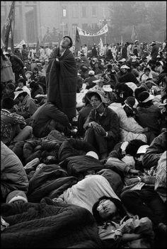 1989 at Tiananmen Square