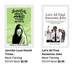 These are AMAZING. http://coldgod.tumblr.com/post/18576756926/two-of-kevins-books-are-now-available-on-the