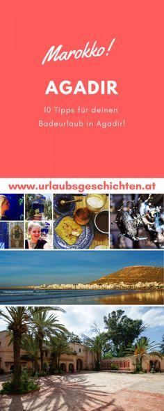 Agadir Badeurlaub in Marokko