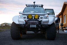 Icelandic Toyota Hilux 6x6
