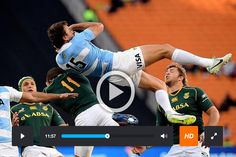LIVE 2016 Rugby Championship Argentina vs Boks Rugby Streaming in #Nelspruit 20th August 2016 #boksrugby #lospumas Pumas Springboks Rugby Stream online