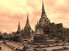 Ayutaya, Thailand.