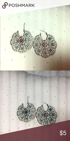 Beautiful earrings Intricate design Jewelry Earrings
