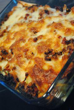 Mundfreude: Kürbis-Lasagne geht immer