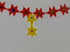 Creative DIY crafts: 1-minute streamer design: star streamers for party...