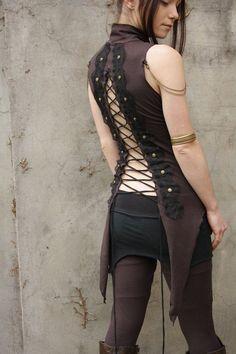 corset playera