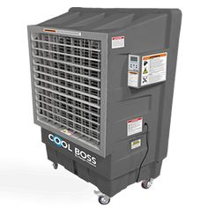 The CB-30L Cool‐Boss is an industrial strength, cost effective solution to an everyday problem