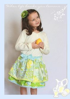 Ellie Inspired Dancer skirt (sizes 1-8)