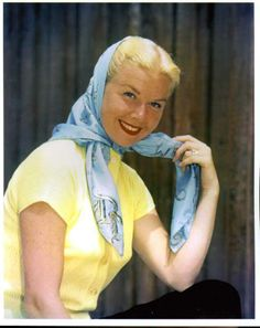 Doris Day - one of your favorites.