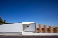 蜂伏の平屋|奥和田健建築設計事務所|建築家 和歌山