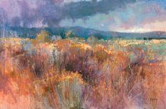 Richard McKinley pastel landscape 3