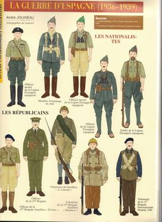 painting spanish civil war uniforms ? - Page1