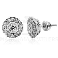 Certified Diamonds in Houston Texas  #DiamondTops #Houston #DiamondEarrings #Earrings #Jewelry #Diamond
