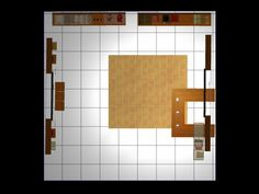 1000 images about 2d and 3d floor plan design on for Tile layout software