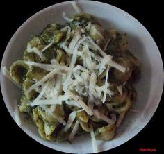 SaporInfoto: Orecchiette Cavoli e Pecorino.