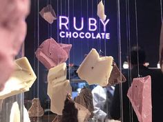 chocolate Ruby - lançamento