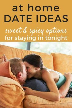 Need some time with your man? These at home date night ideas will make sure you don't just end up sitting next to each other using the remote to find a new movie. Sweet and spicy at home date ideas for couples! Marriage Is Hard, Strong Marriage, Saving Your Marriage, Marriage Relationship, Happy Marriage, Marriage Advice, Marriage Help, Biblical Marriage, Relationship Building