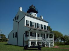 Blackistone Island Lighthouse (replica) - visited 2008