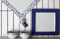 Blue Passion 31 Parça 6 Kişilik Yemek Takımı - Sofra - Yemek Takımları - 6 Kişilik - Porland Bone China Dinnerware, Mirror, Frame, Home Decor, Picture Frame, Decoration Home, Room Decor, Mirrors, Frames