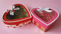 Heartshaped boxes