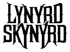 Band Logos: 45 Forceful Pop and Rock Logos Timeline Covers, Album Covers, Lynard Skynard, Beautiful Facebook Cover Photos, Rock Band Logos, Classic Rock Bands, Picture Albums, Logo Line, Heavy Metal Music