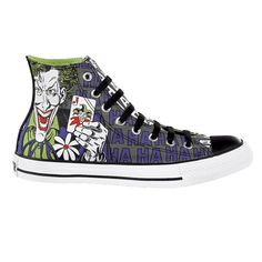 Converse All Star Hi Joker Shoe I've been wanting a pair of these for a while. I should really get them.