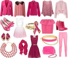 professonal atire for breast cancer awareness | Pink for Breast Cancer Awareness Month | BlogHer