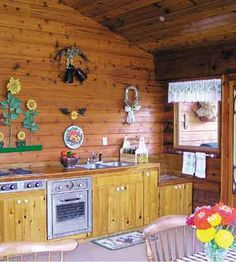 Love This Cute Little Summer Kitchen On The Back Porch. Great For Canning  All That Part 52