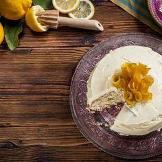 Πασχαλινό τσουρέκι με λευκή σοκολάτα και γλάσο λεμόνι / Easter bread with white chocolate. Λαχταριστό τσουρέκι με απίστευτη γεύση λευκής σοκολάτας που θα σας συναρπάσει! #easter #easterbread #greekfood #greekrecipes #greekfoodrecipes #whitechocolate #chocolate #dessertrecipes #συνταγές #γλυκά  #πάσχα #τσουρεκι #ελλαδα #greek Easter Recipes, Camembert Cheese, Dairy, Food, Meals, Yemek, Eten