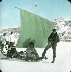The Swiss Greenland Expedition 1912