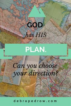 God has His plan.