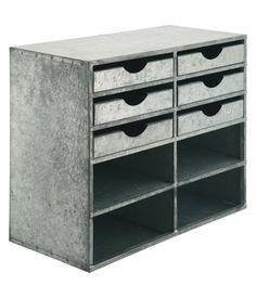 Image result for galvanized dresser
