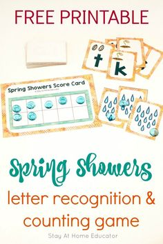Superstars Which Are Helping Individuals Overseas Spring Showers Letter Recognition Game For Preschoolers Spring Preschool Theme Spring Activities For Preschoolers Alphabet Pintables Preschool Games Counting Activities For Preschool Writing Activities For Preschoolers, Preschool Writing, Free Preschool, Alphabet Activities, Preschool Activities, Counting Activities, Preschool Alphabet, Prek Literacy, Number Activities