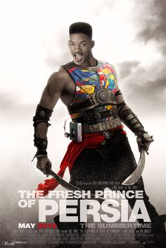 Fresh Prince Of Persia - Worth1000 Contests