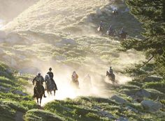 Tevis 100 mile endurance ride