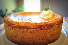 Pumpkin gooey butter cake!