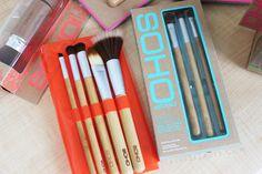 Review: SOHO Naturals Makeup Brushes   Slashed Beauty