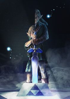 ArtStation - Ocarina of Time, Warrick Wong The Legend Of Zelda, Legend Of Zelda Memes, Legend Of Zelda Breath, Anime Art Fantasy, Zelda Tattoo, Ocarina Of Times, Link Zelda, Twilight Princess, Breath Of The Wild