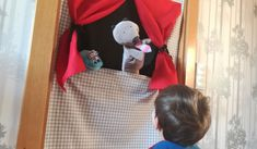 Diy, Tela, Scrappy Quilts, Puppet Theatre, Theatres, Games, Bricolage, Do It Yourself, Homemade