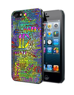 1D One Direction Lyrics Samsung Galaxy S3/ S4 case, iPhone 4/4S / 5/ 5s/ 5c case, iPod Touch 4 / 5 case